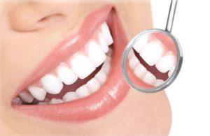 Уход за фторированными зубами