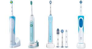 Электрическая зубная щетка виды, особенности и преимущества