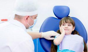 Пульпит постоянных зубов у детей